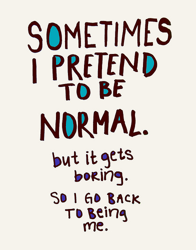 prefer-being-normal