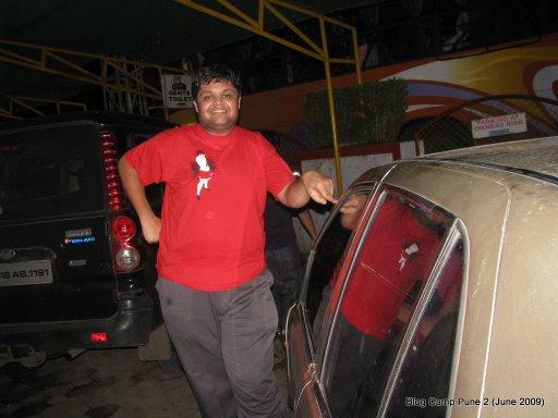 blog camp car