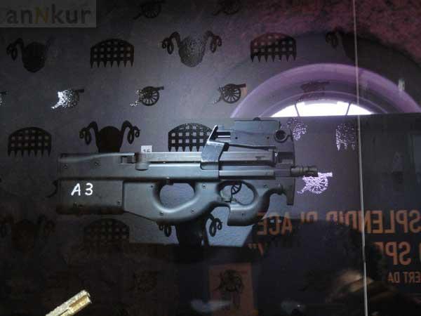 Gun at Tower Of London