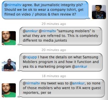 Samsung Mobilers?