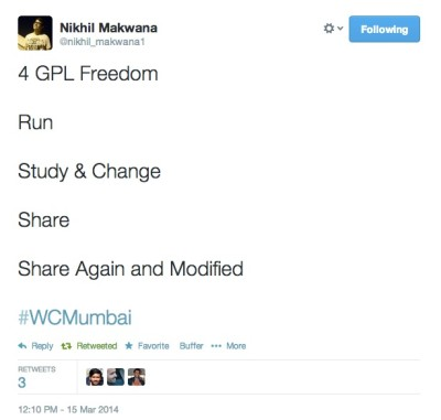 GPL Session by Karthik