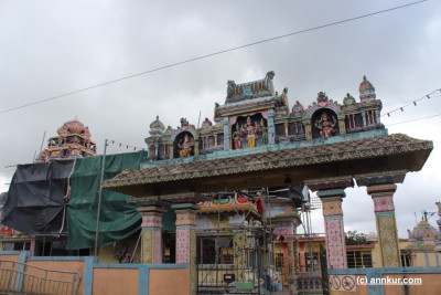 Indian Temple @ Mauritius