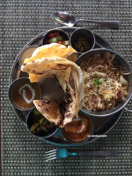 Ile Aux Cerf Island Masala Restaurant