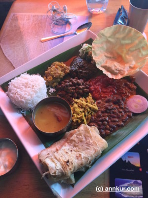 Ebony - Indian Food, Mauritius