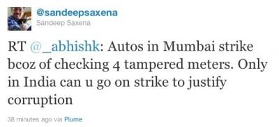Auto Drivers In Mumbai
